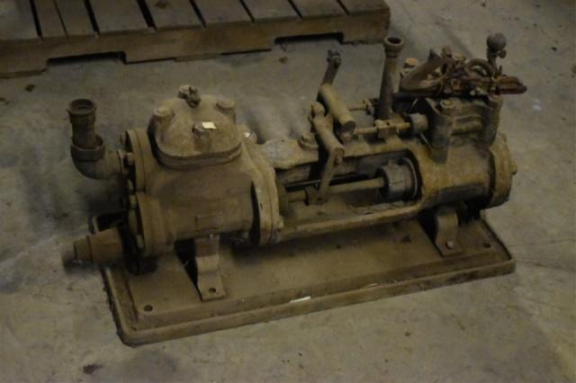 Worthington Steam Pump