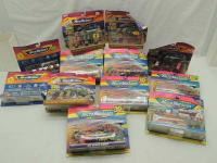 Galoob Micro Machines (12)-different sets